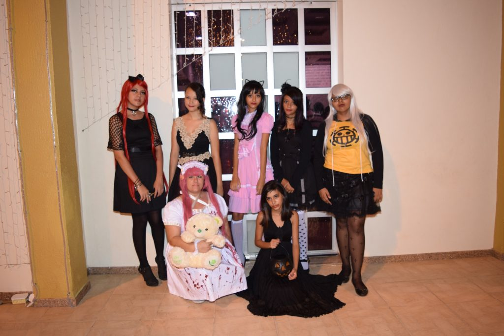 Meeting de Halloween (01/11/2015)